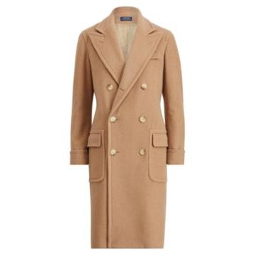 Ralph Lauren Polo Camel-hair Coat Camel