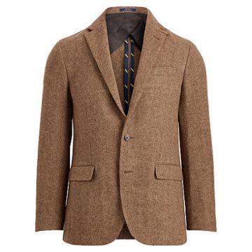 Polo Ralph Lauren Morgan Herringbone Suit Jacket