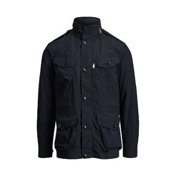 Polo Ralph Lauren Lightweight Utility Jacket Polo Black