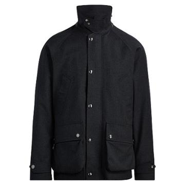 Polo Ralph Lauren 3-in-1 Wool Twill Coat