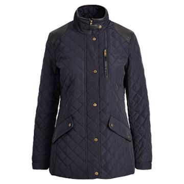 Ralph Lauren Lauren Packable Quilted Down Jacket