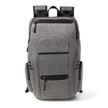 Ralph Lauren Modern Tech Knit Backpack Dark Grey