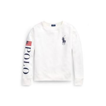 Ralph Lauren Polo Cotton Fleece Sweatshirt Nevis