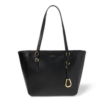 Ralph Lauren Nylon Oxford Tote Black