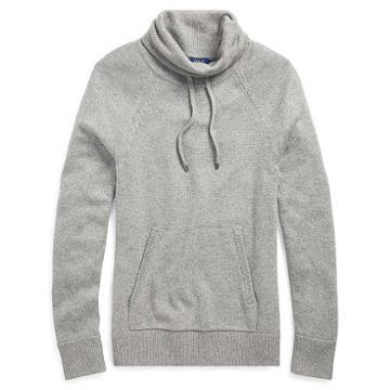 Polo Ralph Lauren Drawstring Funnelneck Sweater