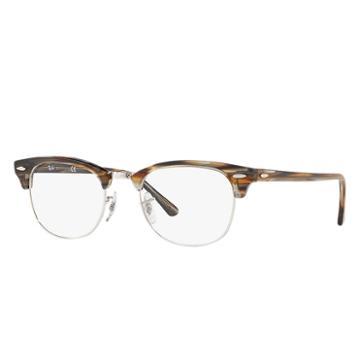 Ray-ban Men's Brown Eyeglasses - Rb5154