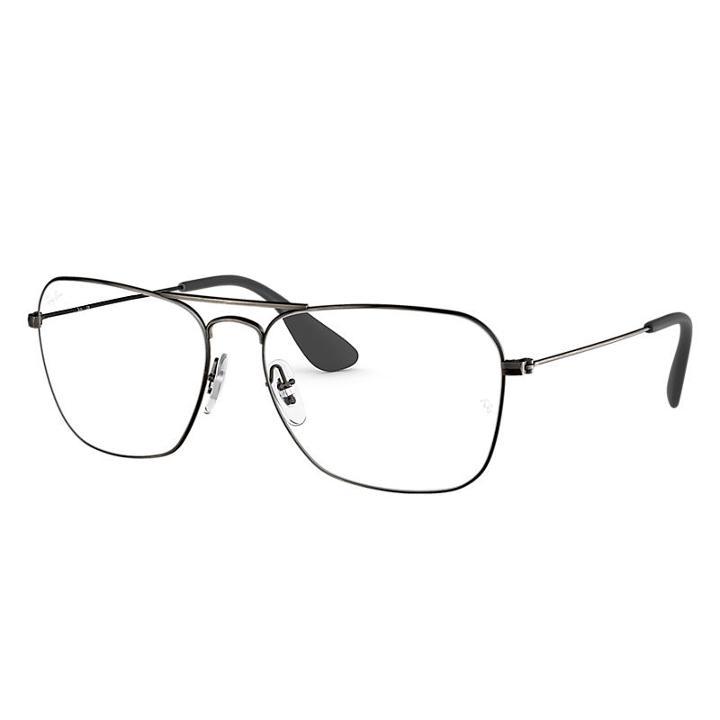 Ray-ban Black Eyeglasses - Rb3610v