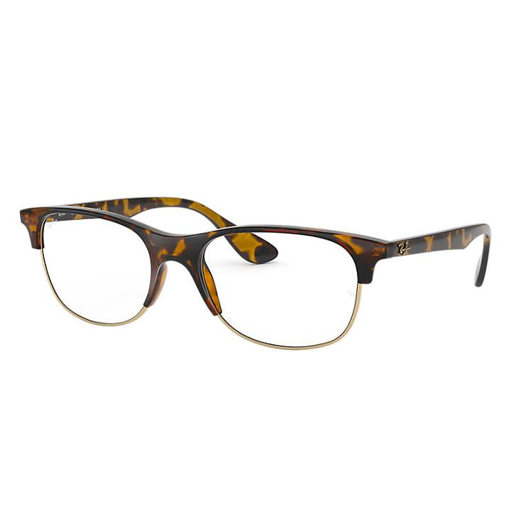 Ray-ban Tortoise Eyeglasses - Rb4319v