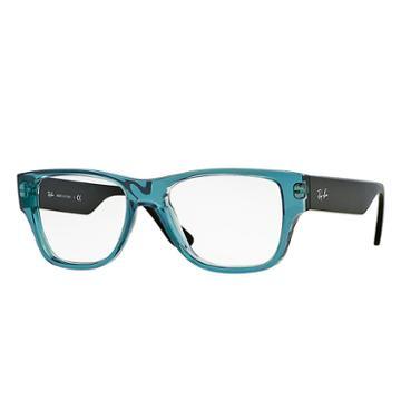 Ray-ban Black Eyeglasses - Rb7028