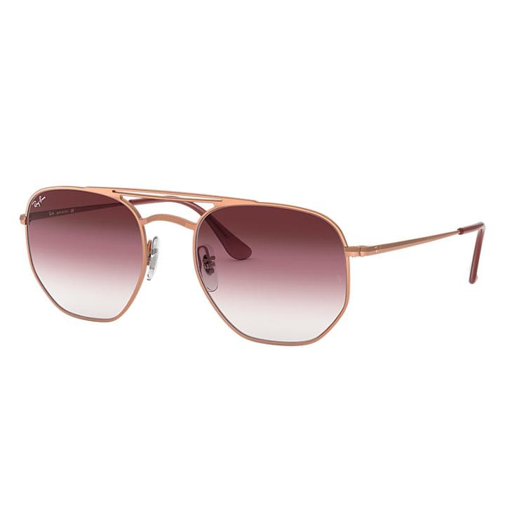 Ray-ban Copper Sunglasses, Brown Lenses - Rb3609