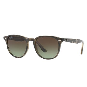 Ray-ban Blue Sunglasses, Brown Lenses - Rb4259
