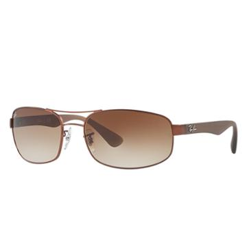 Ray-ban Men's Brown Sunglasses, Brown Sunglasses Lenses - Rb3445