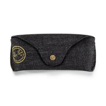 Ray-ban Special Edition Denim Case Sunglasses -
