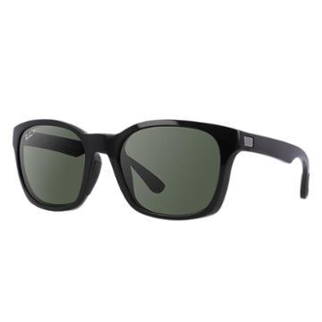 Ray-ban Black Sunglasses, Polarized Green Lenses - Rb4197