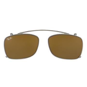 Ray-ban Men's Rb5228 Clip-on Gunmetal Sunglasses - Rb5228c