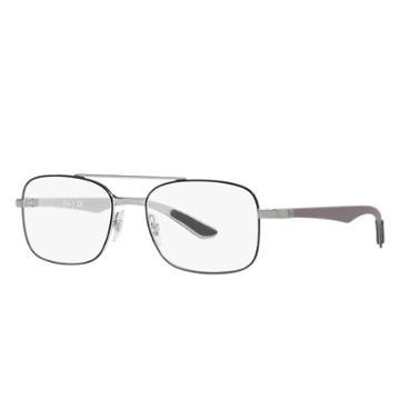 Ray-ban Grey Eyeglasses - Rb8417