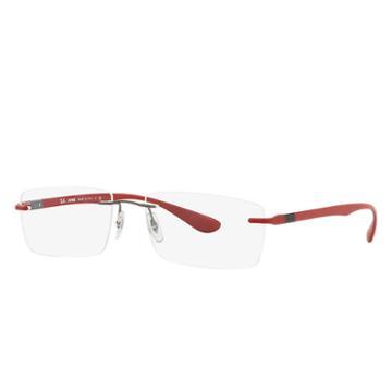 Ray-ban Red Eyeglasses - Rb8724
