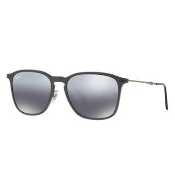 Ray-ban Gunmetal Sunglasses, Polarized Gray Lenses - Rb8353