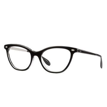 Ray-ban Women's Black Eyeglasses - Rb5360