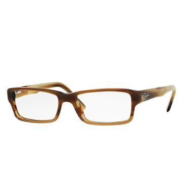 Ray-ban Men's Brown Eyeglasses - Rb5169