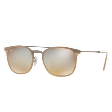 Ray-ban Men's Gunmetal Sunglasses, Gray Lenses - Rb4286