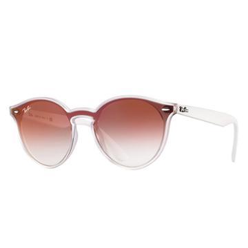 Ray-ban Blaze Red Sunglasses, Red Sunglasses Lenses - Rb4380n