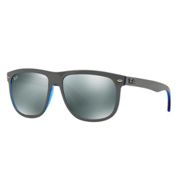 Ray-ban Grey Sunglasses, Gray Lenses - Rb4147