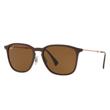Ray-ban Brown Sunglasses, Polarized Brown Sunglasses Lenses - Rb8353