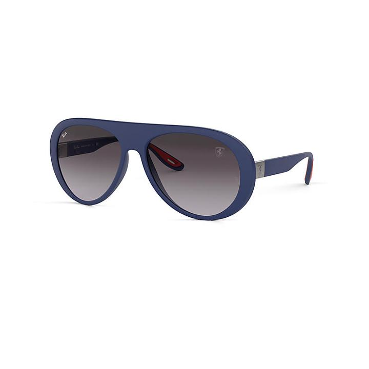 a882e8e81f8 Ray-banRay-ban Scuderia Ferrari Collection Blue Sunglasses