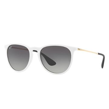 Ray-ban Women's Erika Classic Gold Sunglasses, Gray Lenses - Rb4171