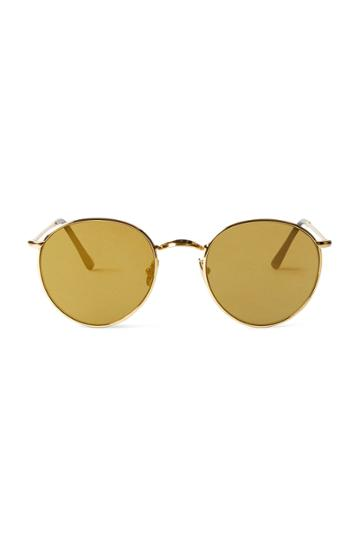 Rebecca Taylor Spektre P2 Flat Sunglasses