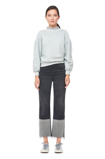 Rebecca Taylor La Vie Fleece Pullover