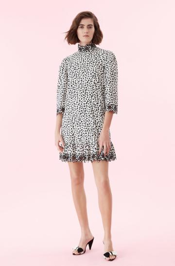 Rebecca Taylor La Vie Le Jaguar Embroidered Dress