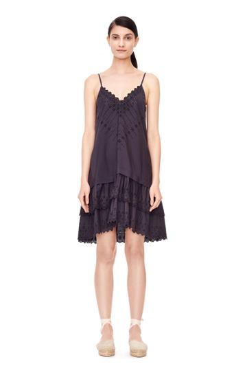 Rebecca Taylor La Vie Alice Eyelet Dress