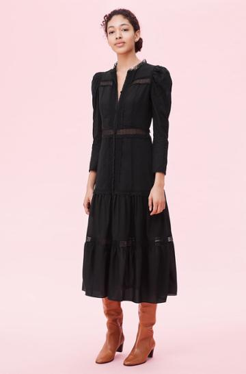Rebecca Taylor Rebecca Taylor La Vie Voile Lace Dress