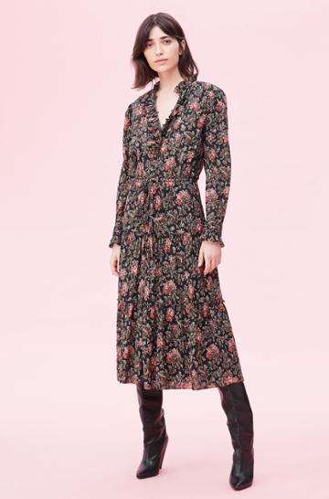 Rebecca Taylor Rebecca Taylor La Vie Chouette Fleur Dress