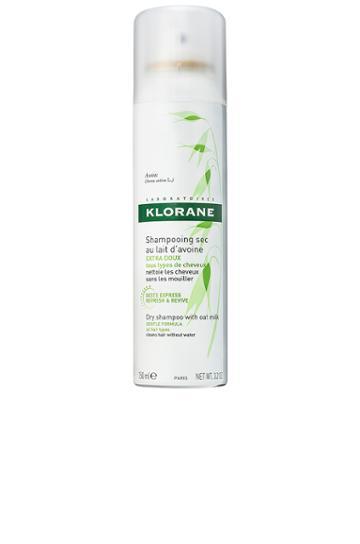 Aerosol Dry Shampoo With Oat Milk