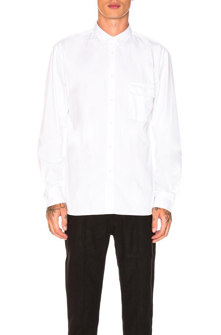 Box Longsleeve Shirt