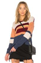 Slouchy Shifted Sweater