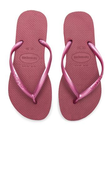 Slim Sandal