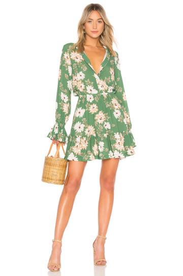 Crepe Amaya Dress
