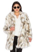 Frances Faux Fur Coat