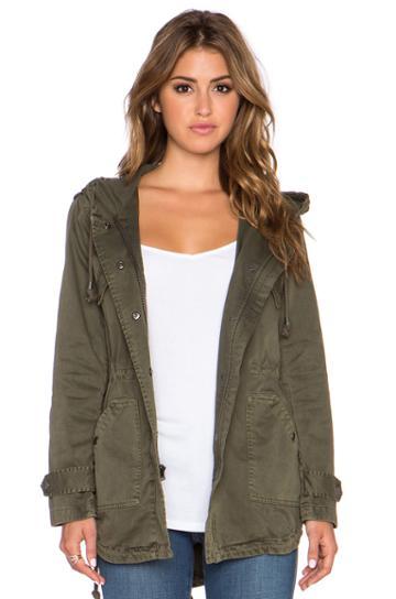 Selia Army Jacket