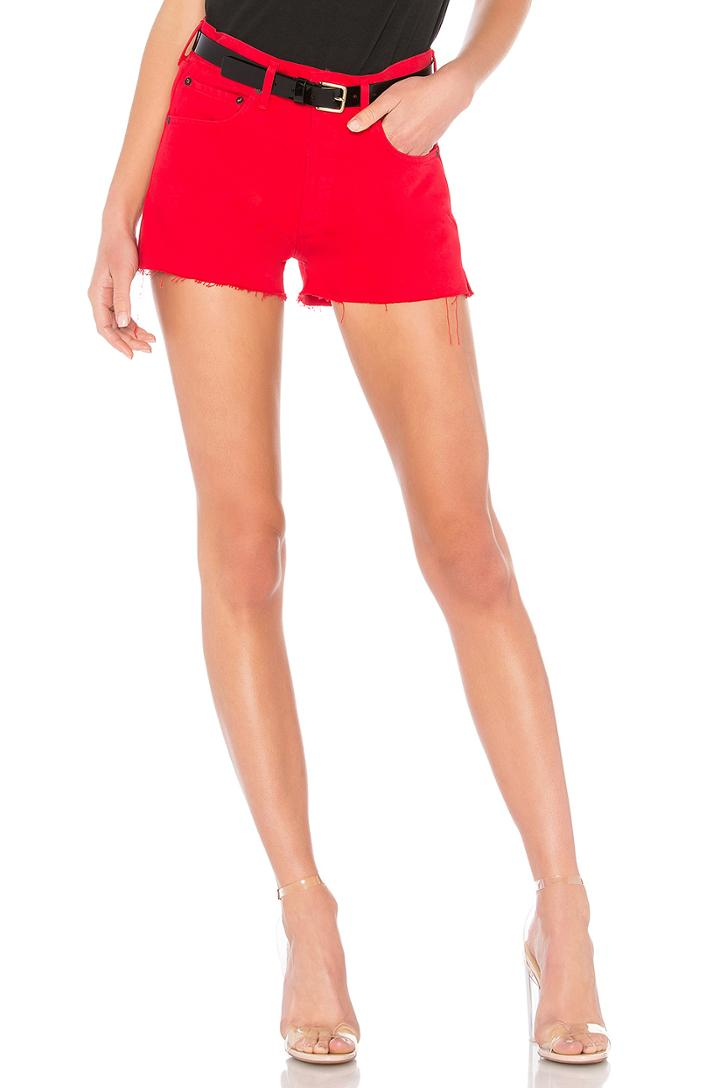 Jaden High Rise Shorts