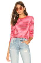 Long Sleeve Crop Pocket Tee