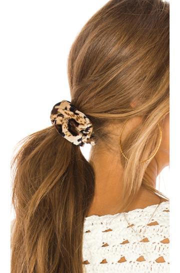 Cheetah Scrunchie Set