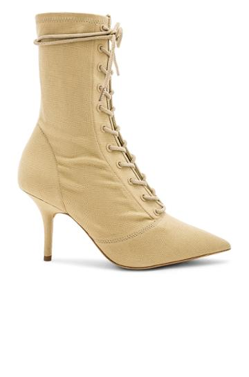 Season 6 Lace Up Ankle Boot 90mm