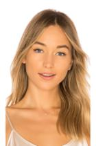 Diamond Bezel Teardrop Necklace