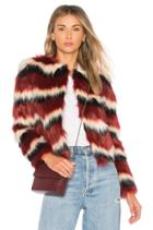 Luka Faux Fur Coat
