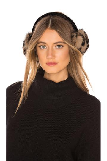 Luxe Knit Rabbit Earmuffs